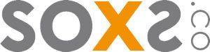 Logo SOXS grijs oranje