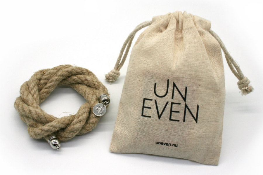 Uneven-rope-bag