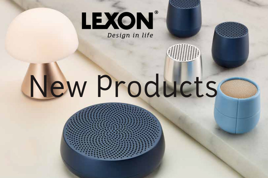 Lexon New Products